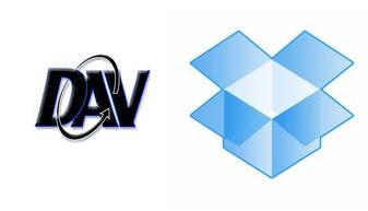 Dropbox and WebDAV